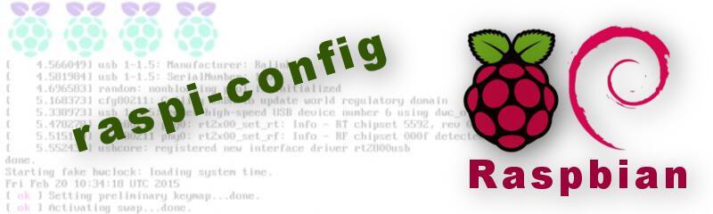 Raspberry Pi 3 raspi-config