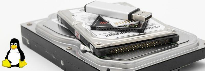 Hard Disk Linux