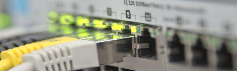 Ethernet alias linux