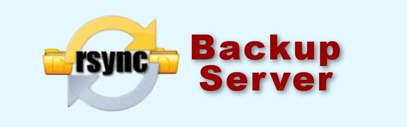Rsync server