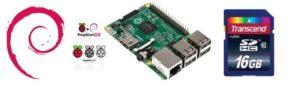 Trasferire il Raspbian su SD per Raspberry Pi