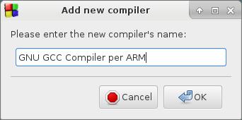 Code::Blocks settaggio compilatore