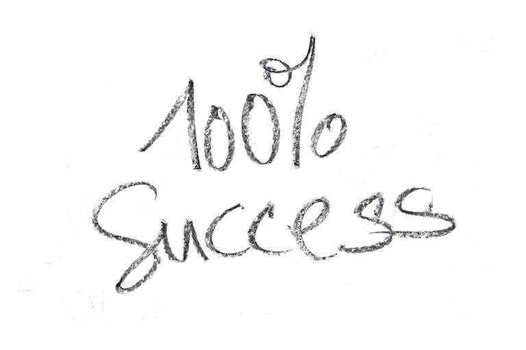 Lavagna: successo al 100%